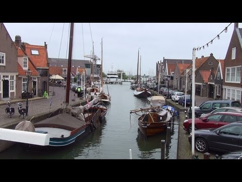 3D visit to Monnickendam - The Netherlands