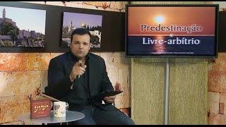 Torá em Debate: Predestinação x Livre-Arbítrio - Prof. Matheus Zandona