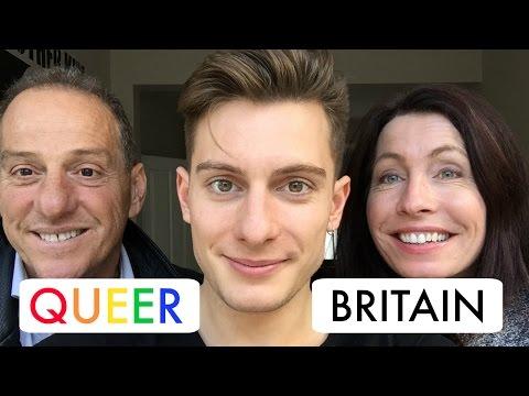 Queer Britain premiere! Behind The Scenes