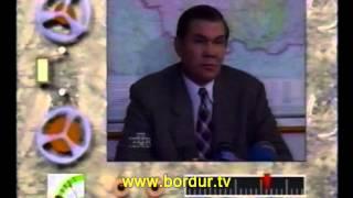 "Программа ""Раз в неделю"" 1996 09 03 Телехит"
