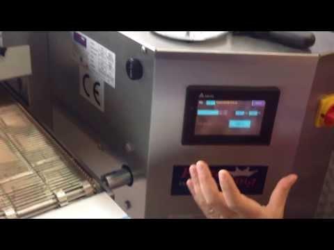 Conveyor Oven, Pizza King