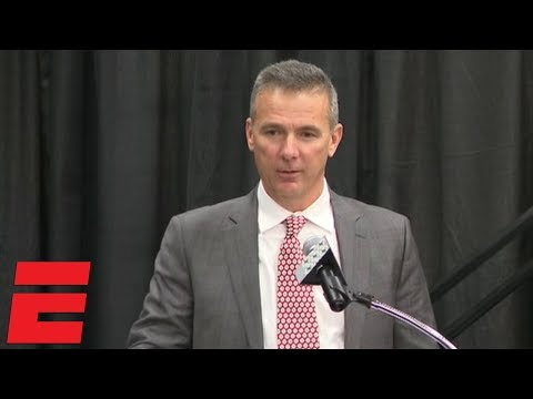 Urban Meyer announces decision to retire from Ohio State   College Football