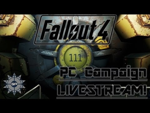Concord and Lexington Playthrough - Fallout 4 Livestream