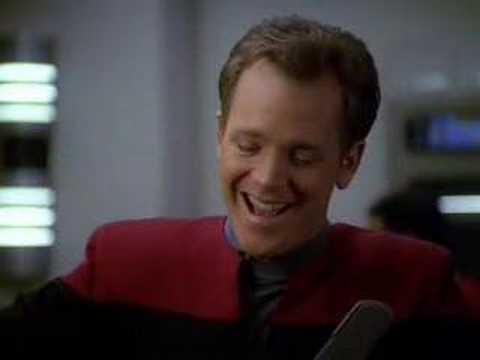 """Star Trek: Voyager: """"Real Life"""" Tom/B'Elanna Clip"""