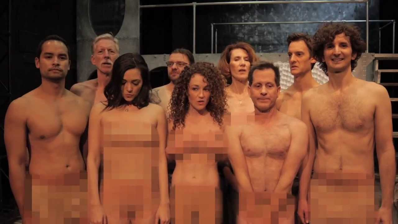 nude actors