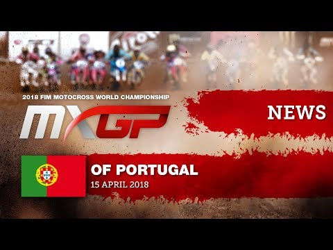 News Highlights - MXGP of Portugal 2018