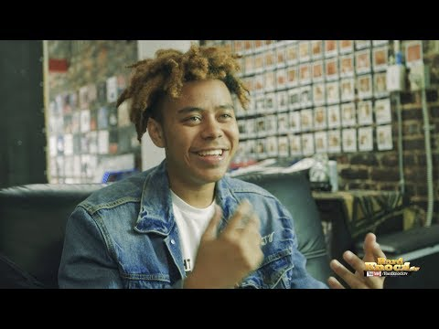 YBN Cordae talks Childhood, Top 3, Wanting to be the GOAT, Dropping Out of College to Rap