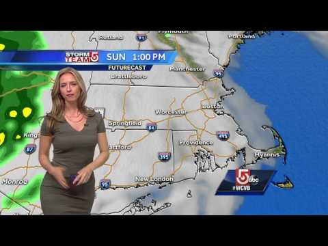 Video: Tracking Rain For Tonight, Cooler Trend To Follow