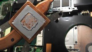 Почему перегревается ноутбук, процессор или видеокарта