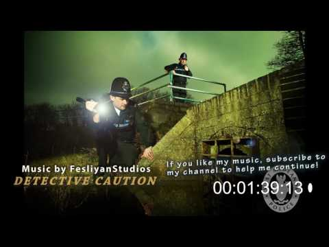 Suspenseful Background Music - Detective, Danger, scary, creepy, crime scene investigation