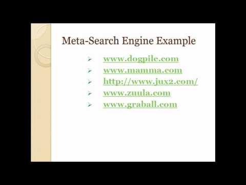 Search Engine Presentation