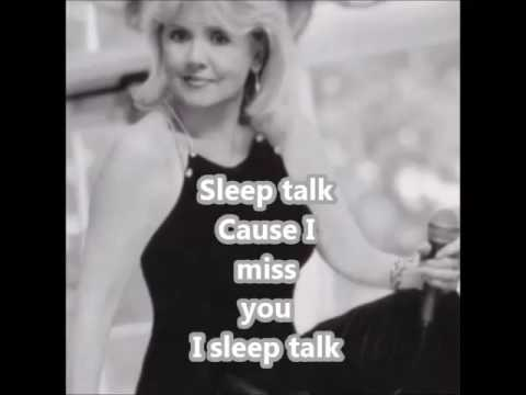 Betsy Brye - Sleep walk (Lyrics)