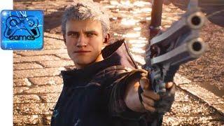 Devil May Cry 5 - Геймплей (Gamescom 2018)