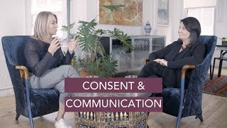 Communication: Learning from the BDSM Community - Esther Perel & Margie Nichols