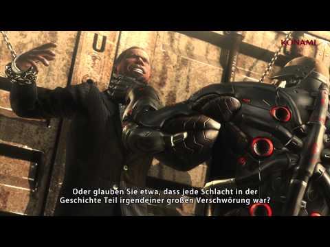 Neuer Trailer zu «Metal Gear Rising: Revengeance»