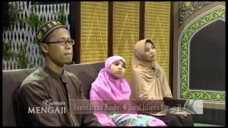 #45 GEMAR MENGAJI RUMUS IRAMA MANDIRI & HURUF ISTIQMA BAG II EPS 12 SEG 3 - Bersama Ust. Abdul Roziq