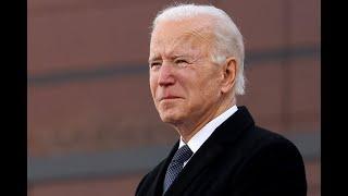 INAUGURATION, INTERRUPTUS? Biden's day shows a broken United States