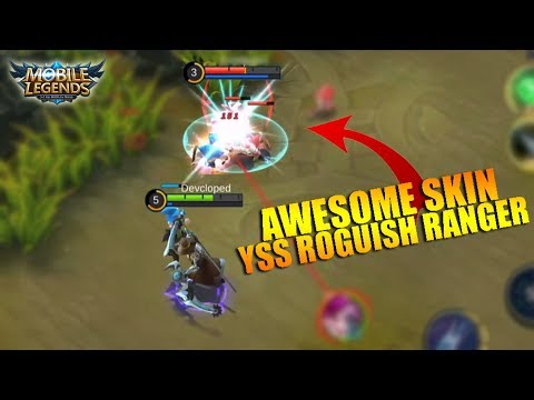 Mobile Legends New Skin Apocalypse Agent Yi Sun Shin