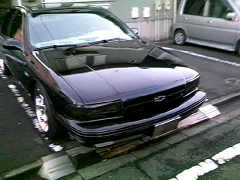 Chicago Cars Direct >> 95 impala ss after washing. - YouTube