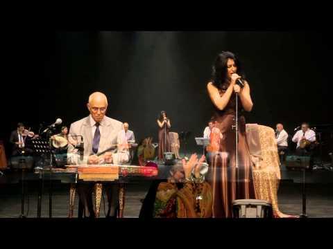 Ensemble Golha - אנסמבל גולהא - گروه گلها    Sareban and Kamar Barik