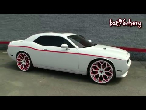 "2016 Dodge Magnum >> ULTIMATE AUDIO: PROCHARGED SRT8 Dodge Challenger on 26"" Forgiato ECL Wheels - 1080p HD - YouTube"