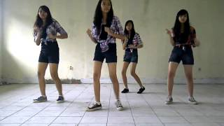 dance cover Blink - dag dig dug by SHINING STAR
