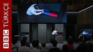 Giysi katlama makinesi iki ay içinde piyasada -BBC TÜRKÇE