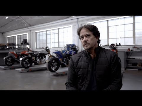 ARCH Motorcycle | Evolution of ARCH