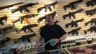 Oregon Airsoft Arena: 3-Gun Day!
