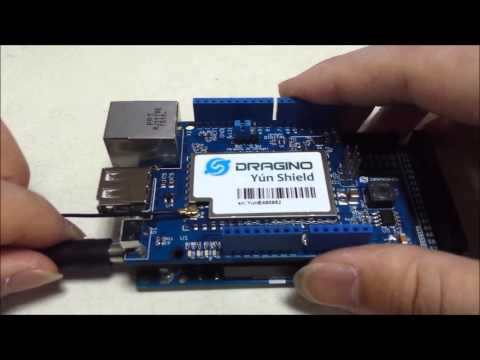 Getting Start with Arduino Yun - Wiki for Dragino Project