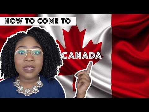 How to: BEST WAY TO COME TO CANADA 🇨🇦 (1 of 3)