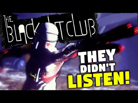 WELCOME TO The BLACKOUT CLUB, Where Idiots and  Conspiracies THRIVE! ft. IGP