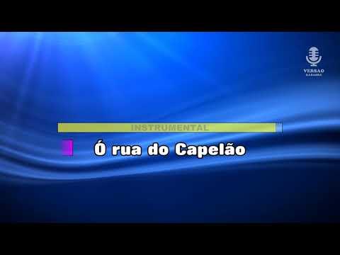 ♫ Demo - Karaoke - RUA DO CAPELÃO - Amália Rodrigues