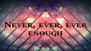 Florence + The Machine-Too Much Is Never Enough Lyrics