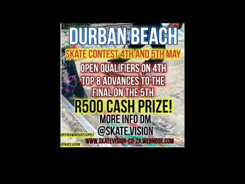 Durban North beach Contest May 2018