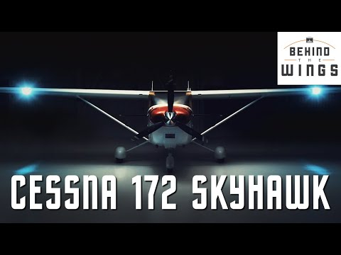 Video: Behind the Wings with the Cessna 172