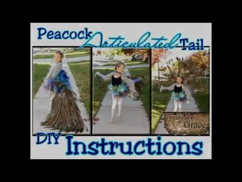 Peacock Articulated Tutorial Commercial