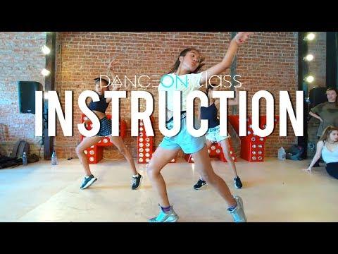 Jax Jones ft. Demi Lovato & Stefflon Don - Instruction | Rumer Noel Choreography | DanceOn Class