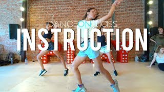 Jax Jones ft. Demi Lovato & Stefflon Don - Instruction | Rumer Noel Choreography | DanceOn Class