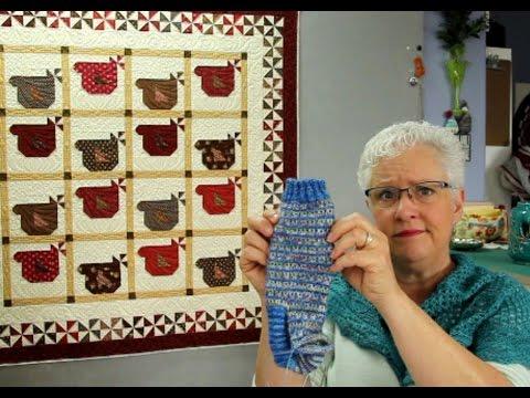 Episode 31 ~ Mosaic knitting is fun 🤔
