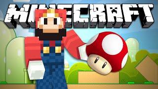 ИСТОРИЯ МАРИО - Minecraft (Обзор Мода)