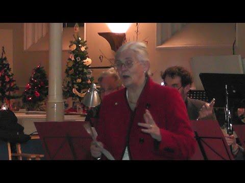 Kirkcudbright Parish Church Christmas Tree Festival 2014