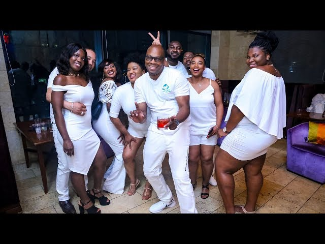 """ALL WHITE BIRTHDAY BASH AFFAIR"" - shot date: 20180714 - AppleNights Event Highlight Video"