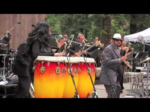 Pete Escovedo - Live Stern Grove Festival