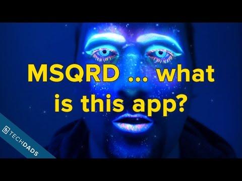 MSQRD App de filtros para selfies fotos y video