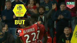 But Ismaila SARR (81') / Stade Rennais FC - Angers SCO (1-0)  (SRFC-SCO)/ 2018-19