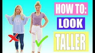 How to Look Taller!
