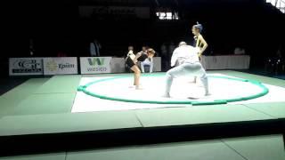 Чемпионат Европы по сумо. Эстония, Раквере