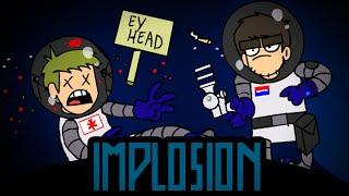 Eddsworld: Space Face Part 1 Dubbing PL / Polish Dubbing