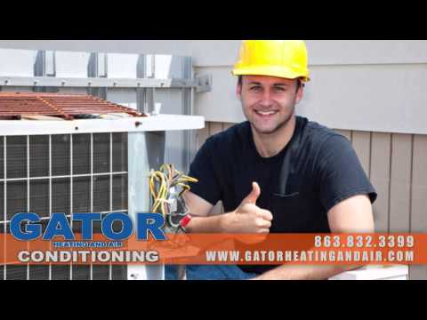 Gator Heating and Air Conditioning | Heating & Air in Wauchulla